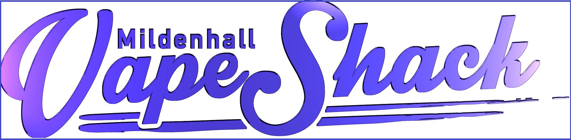 Vape Shack in Mildenhall, Suffolk, UK's online store logo